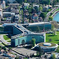 Nestle International Headquarters in Vevey, Vaud, Switzerland