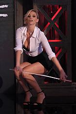 Milan Ria Antoniou Dances During Colorado Cafe Live 6 Oct 2016