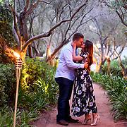 Jason's Surprise Proposal Rancho Valencia 2018