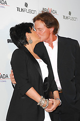 Kris Jenner and Bruce Jenner arriving for 'The Bravada International Launch Party' held at the Whisper Restaurant and Lounge at the Grove in Los Angeles, California on April 07, 2010. Photo by APEGA/ABACAPRESS.COM (Pictured: Kris Jenner, Bruce Jenner)