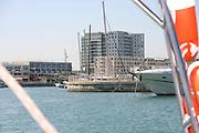 Israel, Herzliya Yacht club