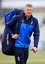 England Lions Spin Bowling coach Peter Such