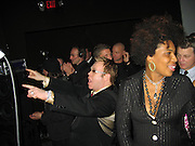 Sir Elton John and Macy Gray.Elton John Oscar party.Pacific Design Center.Hollywood, CA, USA.Sunday, March 5, 2006.Photo By Celebrityvibe.com/Photovibe.com; .To license this image please call Phone: (212) 410 5354, or.email: sales@celebrityvibe.com; website: www.celebrityvibe.com....