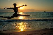 Jumping MIami Beach, Fl