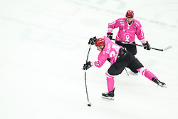 STURM Jaka of HDD SIJ Jesenice during Alps Hockey League match between HC Pustertal and HDD SIJ Jesenice, on October 3, 2019 in Ice Arena Podmezakla, Jesenice, Slovenia. Photo by Peter Podobnik / Sportida