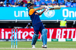MS Dhoni of India - Mandatory by-line: Robbie Stephenson/JMP - 30/06/2019 - CRICKET - Edgbaston - Birmingham, England - England v India - ICC Cricket World Cup 2019 - Group Stage