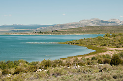 Scenic view, north side, mono lake; Mono Basin National Forest Scenic Area, California, USA.  Photo copyright Lee Foster.  Photo # california121016