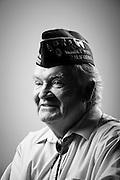 Lloyd Dean Nansel<br /> Army<br /> E-6<br /> Cook<br /> Feb. 1968 - July 1988<br /> Korean Defense<br /> <br /> Veterans Portrait Project<br /> Columbus, GA