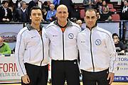 DESCRIZIONE : Biella LNP DNA Adecco Gold 2013-14 Angelico Biella Sigma Barcellona<br /> GIOCATORE : Arbitro<br /> CATEGORIA : Arbitro<br /> SQUADRA : Arbitro<br /> EVENTO : Campionato LNP DNA Adecco Gold 2013-14<br /> GARA : Angelico Biella Sigma Barcellona<br /> DATA : 02/03/2014<br /> SPORT : Pallacanestro<br /> AUTORE : Agenzia Ciamillo-Castoria/Max.Ceretti<br /> Galleria : LNP DNA Adecco Gold 2013-2014<br /> Fotonotizia : Biella LNP DNA Adecco Gold 2013-14 Angelico Biella Sigma Barcellona<br /> Predefinita :