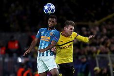 Borussia Dortmund v Atletico Madrid - 25 Oct 2018