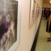 Opening expositie Grafisch Atelier 't Gooi Hilversum