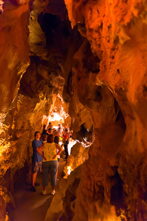 Glenwood Caverns (caves), Glenwood Caverns Adventure Park, Glenwood Springs, Colorado USA