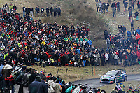 MOTORSPORT - WRC 2012 - RALLYE MONTE CARLO - VALENCE (FRA) & MONACO (MON) - 17 TO 23/01/2012 - PHOTO : FRANCOIS BAUDIN / DPPI - <br /> 04FORD WRT / SOLBERG Petter - PATTERSON Chris / FORD FIESTA - WRC / Action