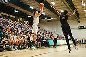 UC Santa Barbarar vs. Vermont Men's Basketball 12/16/15