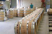 Cooperage, barrel manufacturing, Cadus, Louis Jadot, Ladoix, Beaune, Burgundy, France