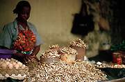 Fishmarket in Mombasa, Kenya