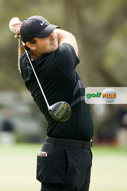 Patrick Reed (USA) during the final round of the Arnold Palmer Invitational presented by Mastercard, Bay Hill, Orlando, Florida, USA. 08/03/2020.<br /> Picture: Golffile   Scott Halleran<br /> <br /> <br /> All photo usage must carry mandatory copyright credit (© Golffile   Scott Halleran)