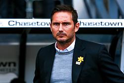 Derby County manager Frank Lampard - Mandatory by-line: Ryan Crockett/JMP - 30/03/2019 - FOOTBALL - Pride Park Stadium - Derby, England - Derby County v Rotherham United - Sky Bet Championship