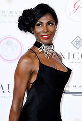 Sinitta attending the Nelson Mandela Global Gift Gala, at the Rosewood Hotel, London. Photo credit should read: Doug Peters/EMPICS Entertainment