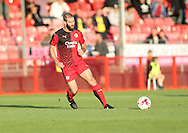 Joe McKerney during the Pre-Season Friendly match between Crawley Town and Brighton and Hove Albion at the Checkatrade.com Stadium, Crawley, England on 22 July 2015.