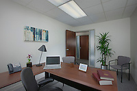 Architectural Interior image of office suite in Columbia Maryland at Town Center