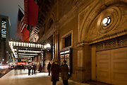 NYC: Carnegie Hall, 57th Street: