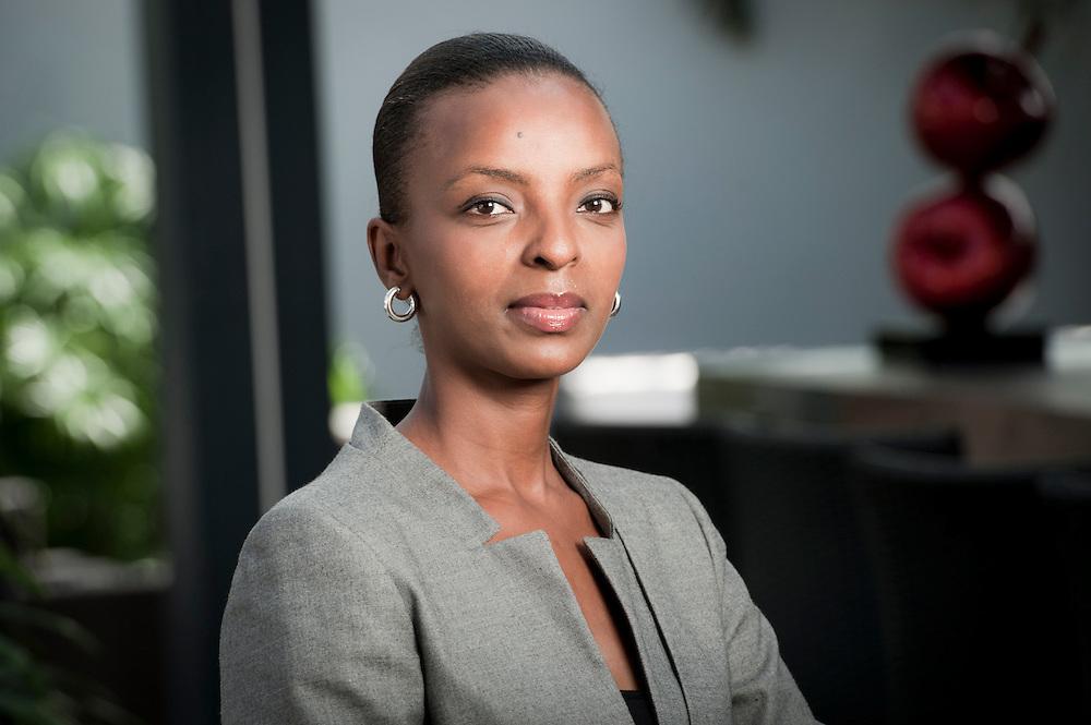 Dakar, Senegal 08 September 2012<br /> Mrs. Kristine Ngiriye<br /> Photo: Ezequiel Scagnetti