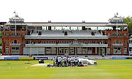 Cricket - England Nets Session at Lords