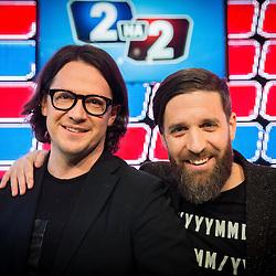 "20170216: SLO, Television - New Slovenian TV Quiz ""2 na 2"""