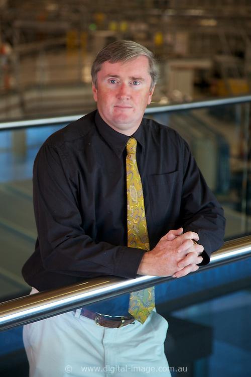 Dr Dean Morris, Head of Operations, Australian Synchrotron