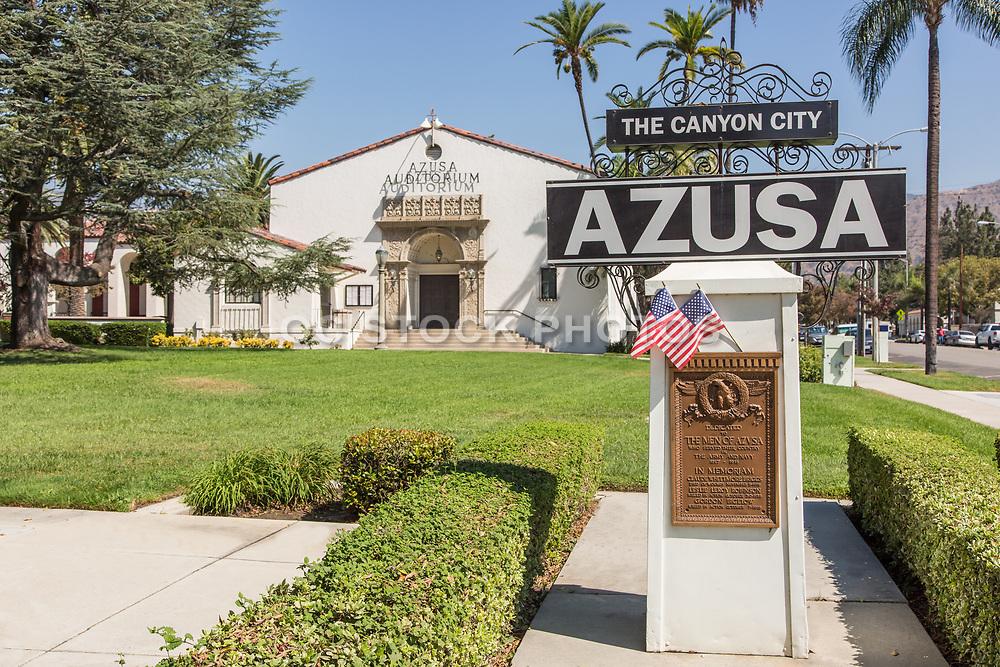 Azusa Civic Auditorium