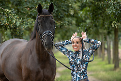 Claeys Manon, BEL, San Dior 2<br /> Maldegem 2020<br /> © Hippo Foto - Dirk Caremans<br /> 09/09/2020
