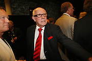 Richard Wilson, Sadler's Wells Celebrates. Benefit evening for Sadler's Wells hosted by Angela Bernstein and Alistair Spalding. The Royal Horticultural Halls. London. 25 September 2006. -DO NOT ARCHIVE-© Copyright Photograph by Dafydd Jones 66 Stockwell Park Rd. London SW9 0DA Tel 020 7733 0108 www.dafjones.com