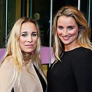 NLD/Amsterdam/20100901 - Opening Louis Vuitton instore in de Bijenkorf, Lieke van Lexmond en zus Jetteke