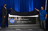 """February 26, 2021 (DC): NASA Honors """"Hidden Figure"""" Mary W. Jackson With Building Naming Ceremony"""