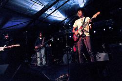 March 1, 2017 - Austin, Texas, USA - Boogarins live im Mohawk. Austin, 01.03.2017 (Credit Image: © Future-Image via ZUMA Press)