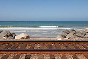 Train Tracks Through San Clemente California
