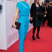 NLD/Amsterdam//20140330 - Filmpremiere Lucia de B. , Noortje Herlaar