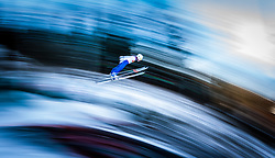 17.12.2016, Nordische Arena, Ramsau, AUT, FIS Weltcup Nordische Kombination, Skisprung, im Bild Franz-Josef Rehrl (AUT) // Franz-Josef Rehrl of Austria during Skijumping Competition of FIS Nordic Combined World Cup, at the Nordic Arena in Ramsau, Austria on 2016/12/17. EXPA Pictures © 2016, PhotoCredit: EXPA/ JFK