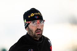 March 9, 2019 - –Stersund, Sweden - 190309 Martin Fourcade of France looks dejected during he Men's 10 KM sprint during the IBU World Championships Biathlon on March 9, 2019 in Östersund..Photo: Johan Axelsson / BILDBYRÃ…N / Cop 245 (Credit Image: © Johan Axelsson/Bildbyran via ZUMA Press)