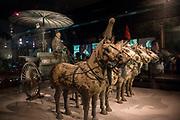Terra-Cotta Warriors Museum, Xian, Shaanxi Province, China