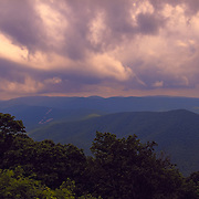 """Glory Over the Blue Ridge""<br />