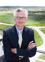 NOORDWIJK - Noordwijkse Golfclub . voorzitter A.H. Spoor. COPYRIGHT KOEN SUYK