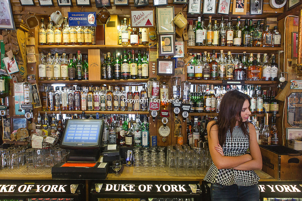 The Duke of York pub in Belfast's Cathedral Quarter