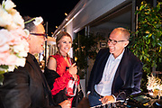 August 15, 2019:  Monterey Car Week, Stefano Domenicali, CEO of Lamborghini