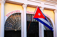 Ministry of Culture in Bayamo, Granma, Cuba.