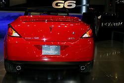 2005 CATA (Chicago Auto Show)<br /> Pontiac G6 Convertible