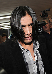 © London News Pictures. 03/11/2011. London, UK. Former Pakistan cricketer Mohammad Amir arriving at Southwark Crown Court, London today (03/11/2011) where he is due to be sentenced for his part in a match-fixing scandal. Three Pakistan cricketers,  Salman Butt, Mohammad Asif and Mohammad Amir have been found guilty of conspiracy to cheat and conspiracy to obtain and accept corrupt payments.  Photo credit: Ben Cawthra/LNP