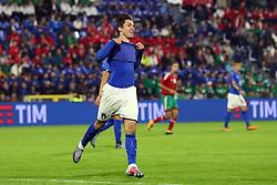 FEDERICO CHIESA<br /> CALCIO AMICHEVOLE ITALIA - MAROCCO U21