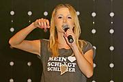 Melissa Naschenweng anlässlich der «Schlagertage Sedrun 2017».